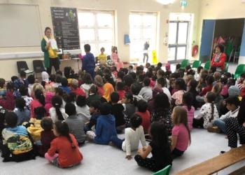 Children Get Spotty for Children In Need