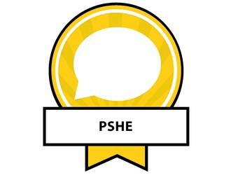 Personal, Social, Health Education (PSHE) badge