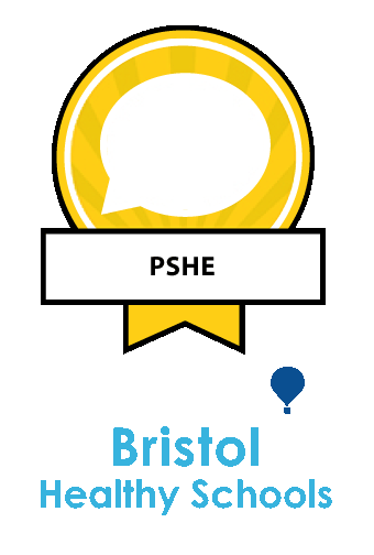 Bristol health schools pshe badge