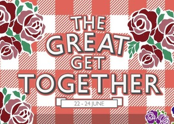 Come to our great Get Together on 22nd June!