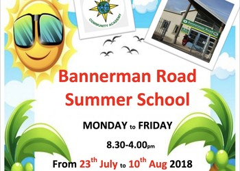 Exciting Summer School opportunity