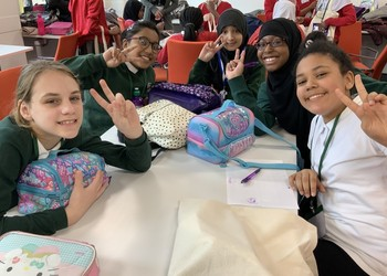 Cross trust STEM engagement event